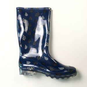 Toms Blue  Boots 11 A03:x01787